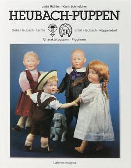 Richter, Lydia und Schmelcher, Karin - Heubach-Puppen - Gebr. Heubach - Lichte - Ernst Heubach - Köppelsdorf - Charakterpuppen - Figurinen