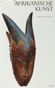Rachewiltz, Boris de - Afrikanische Kunst