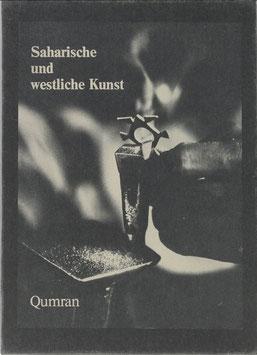 Heinrichs, Hans-Jürgen - Saharische und westliche Kunst