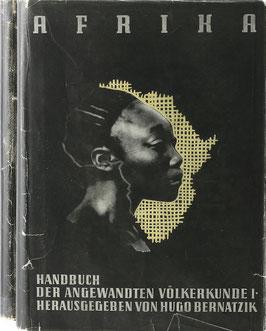 Afrika - Handbuch der angewandten Völkerkunde
