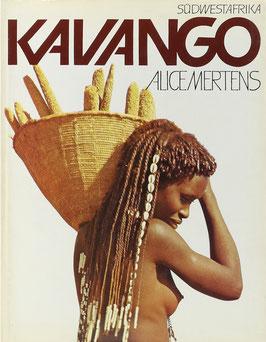Mertens, Alice - Kavango