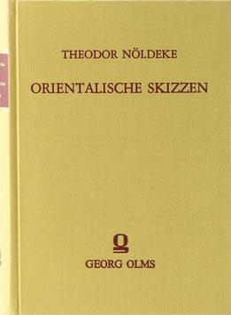Nöldeke, Theodor - Orientalische Skizzen
