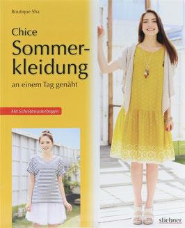 Takahashi, Hitomi - Chice Sommerkleidung an einem Tag genäht