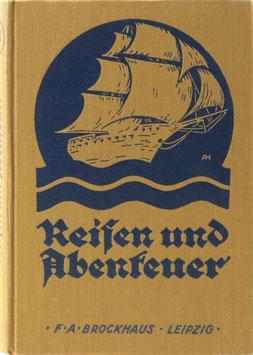 Wegener, Georg - Erinnerungen eines Weltreisenden