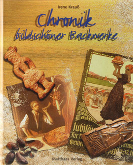 Krauß, Irene - Chronik bildschöner Backwerke