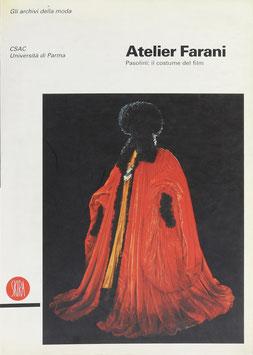 Atelier Farani - Pasolini: il costume del film
