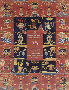 Bausback, Franz - Sammlung Grelle - Lamaistische Meditationsteppiche aus Tibet