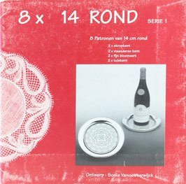 Vanoosterwijck, Sonia - 8 x 14 Rond - Serie 1