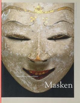 Masken - Gesichter aus anderen Welten