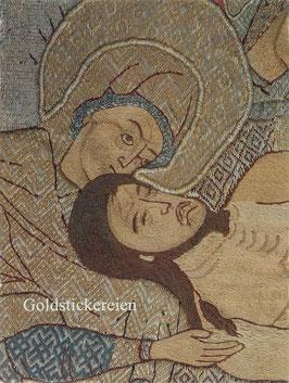 Sucrow, Alexandra - Griechische und russische Goldstickereien des Ikonen-Museums Recklinghausen