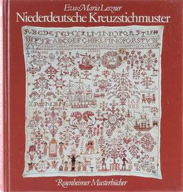 Leszner, Eva Maria - Niederdeutsche Kreuzstichmuster
