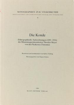 Meyer, Theodor - Die Konde