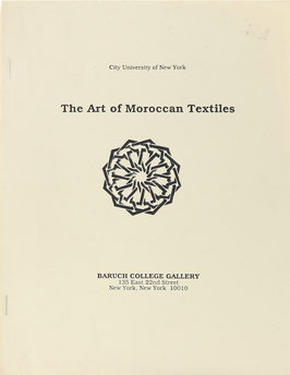 The Art of Moroccan Textiles