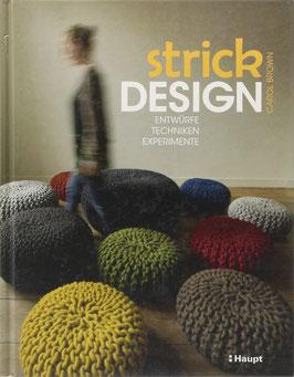 Brown, Carol - Strickdesign - Entwürfe, Techniken, Experimente