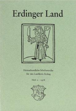 Das Lodererhandwerk - Beiträge zur Geschichte der Stadt Erding - 750 Jahre Stadt Erding 1228-1978