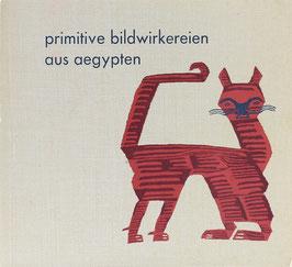 Primitive Bildwirkereien aus Aegypten