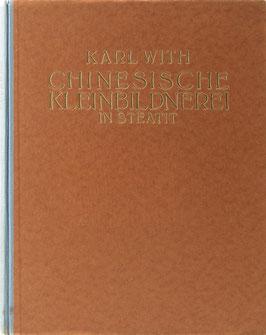 With, Karl - Chinesische Kleinbildnerei in Steatit