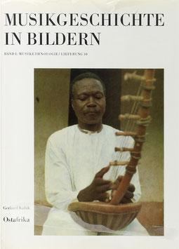 Kubik, Gerhard - Ostafrika