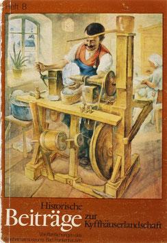 150 Jahre Knopfherstellung im Kyffhäusergebiet