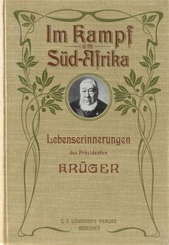 Krüger, Paul - Lebenserinnerungen des Präsidenten Paul Krüger