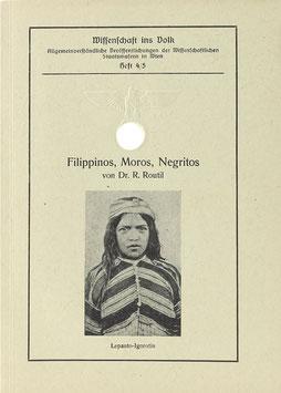 Routil, R. - Filippinos, Moros, Negritos