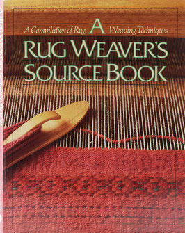 Ligon, Linda C. (Hrsg.) - A Rug Weaver's Source Book - A Compilation of Rug Weaving Techniques