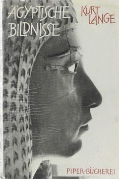Lange, Kurt - Ägyptische Bildnisse