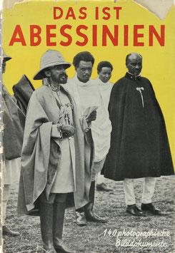 Das ist Abessinien - L'Abyssinie telle qu'elle est