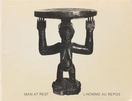 Dagan, Esther A. - Man at Rest / L'Homme au Repos - Stools, Chairs, Thrones, Foot-Rests, Back-Rests, Benches / Sièges et Meubles de Repos