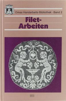 Niedner, Marie - Filet-Arbeiten - Reprint nach dem Original von 1922