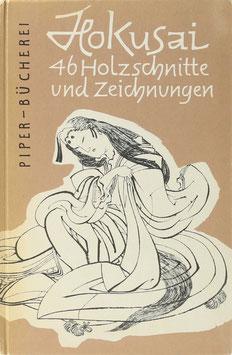 Hokusai - 46 Holzschnitte und Zeichnungen