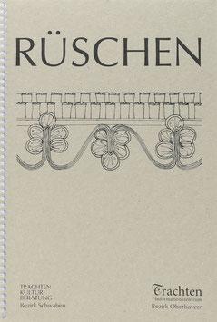 Rüschen - Texte von Anita Hennrich, Monika Hoede, Janina Lindner, Sandra-Janina Müller und Alexander Wandinger