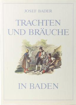 Bader, Josef - Trachten und Bräuche in Baden