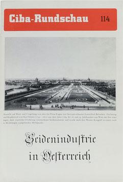 Seidenindustrie in Österreich