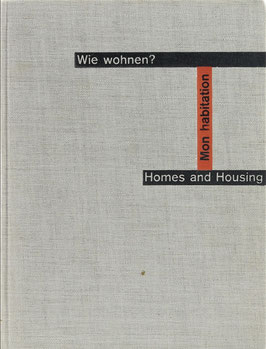 Zietzschmann, Ernst und David, Gertrud - Wie wohnen? - Homes and Housing - Mon habitation