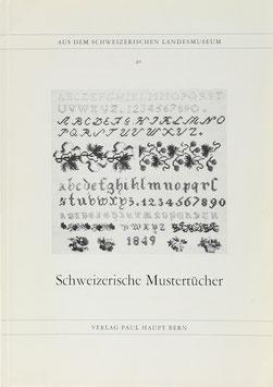 Rapp, Anna - Schweizerische Mustertücher