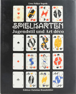 Segeth, Uwe-Volker - Spielkarten - Jugendstil und Art déco