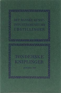 Tonderske Kniplinger - Katalog over Udstillingen