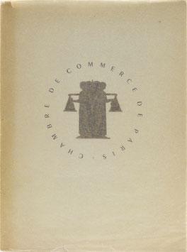 """La Chambre de Commerce de Paris - Ses Tapisseries - Ses """"Ports de France"""""""