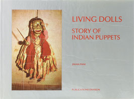 Pani, Jiwan - Living Dolls - Story of Indian Puppets