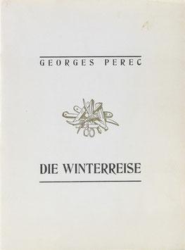Perec, Georges - Die Winterreise