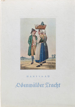 Au, Hans v. d. - Odenwälder Tracht