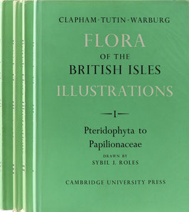 Clapham, A. R., Tutin, T. G. und Warburg, E. F. - Flora of the British Isles - Illustrations