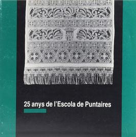 25 anys de l'Escola de Puntaires