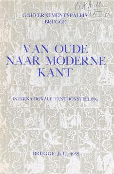 Van oude naar moderne kant - Catalogus