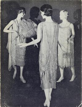 Modes des Années Folles 1919-1929