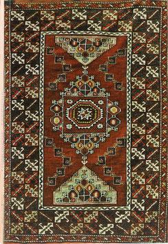 Güngör, I. - Hulûsi - Türkische Teppiche - Band 1. - Die Teppiche vom Gebiet Canakkale
