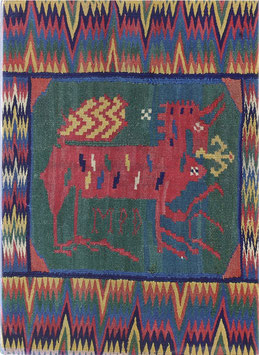 Willborg, Peter - Flatweaves from Fjord and Forest - Scandinavian Tapestries of the 18th and 19th Centuries