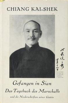 Chiang Kai-shek und Soong May-ling, Chiang - Gefangen in Sian