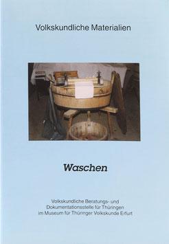 Raschke, Helga - Waschen